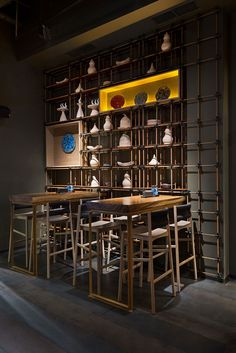 Design for EAST pan-asian restaurant | Kyiv, Ukraine