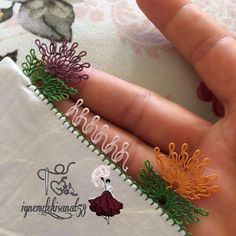 Crewel Embroidery, Diy And Crafts, Crochet Earrings, Tattoos, Instagram, Create, Herbs, Needlepoint, Tatuajes