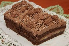 Myslíme si, že by sa vám mohli páčiť tieto piny - sbel Czech Desserts, Sweet Desserts, Torte Recepti, Czech Recipes, Pavlova, Carrot Cake, Nutella, Baking Recipes, Cheesecake
