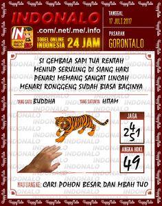 Ding Dong 6D Togel Wap Online Indonalo Gorontalo 17 Juli 2017