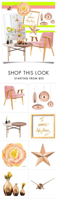 """House Spaces 475"" by tes-gray ❤ liked on Polyvore featuring interior, interiors, interior design, home, home decor, interior decorating, Thos. Baker, Global Views and NeXtime"