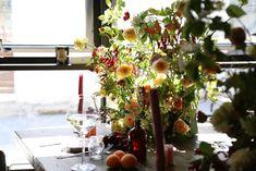 CENTERPIECES Centerpieces, Table Decorations, Workshop, Studio, Floral, Home Decor, Center Pieces, Atelier, Flowers