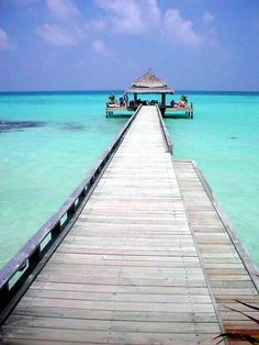 Maldives--perfect, private, romantic place to honeymooon Let C2C Travels plan your honeymoon travel! http://2744.mtravel.com/