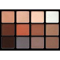 Viseart Eyeshadow Palette 01 Matte for when you need matte neutrals. A must have palette!