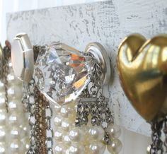 Back to School / Dorm Decor / Jewelry Organization by sweetsadiek, $32.00