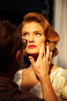 Estée Lauder has just announced they're doing a Mad Men themed line of makeup in collaboration with the soon-to-return show