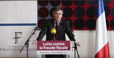 Jérôme Cahuzac, ministre délégué chargé du Budget accusé d'avoir possédé des fonds non déclarés sur un compte en Suisse, puis à Singapour,