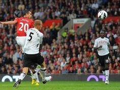 bóng đá: 00h30 ngày 27/1, M.U vs Fulham: Ngày về của Berbatov