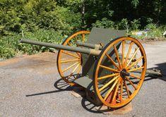 Bethlehem Steel M1916 - 37x135mm