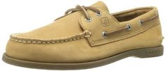 awesome Sperry Top-Sider A/O Boat Shoe (Toddler/Little Kid)