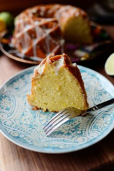 Lemon Lime Pound Cake from @Ree Drummond | The Pioneer Woman... I just can't help myself, y'all.