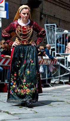 Costume di Maragalagonis