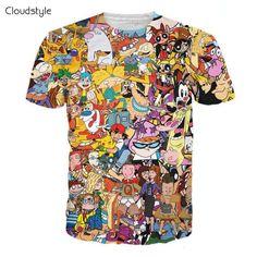 90's Cartoon t shirt