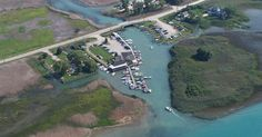 Browns Bar - Harsens Island, Lake St. Clair, MI