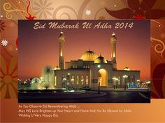Eid Ul Adha sms cards greetings