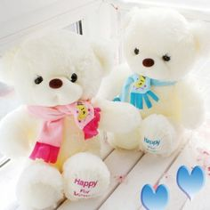 4083f1e9fb3 Cute Stuffed Teddy Bear with Scarf Kids Gift Five Sizes Wholesale Teddy  Bears