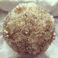golden elegance bouquet, love this