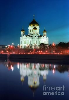 ✮ The Cathedral of Christ the Savior - Moscow
