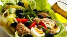 Salade Niçoise o ensalada nizarda