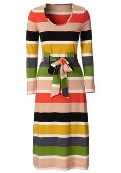 Striped dress! LOVE <3