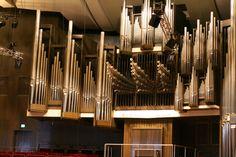 Schuke-orgel, Grosse Saal Gewandhaus, Germany