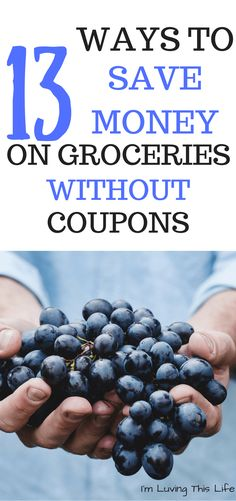 Money Saving Tips | How to Save On Groceries | Personal Finance