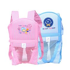 Hot Sale Organic Cotton Baby Carrier Comfort Infant Sling Toddler Backpack A-112