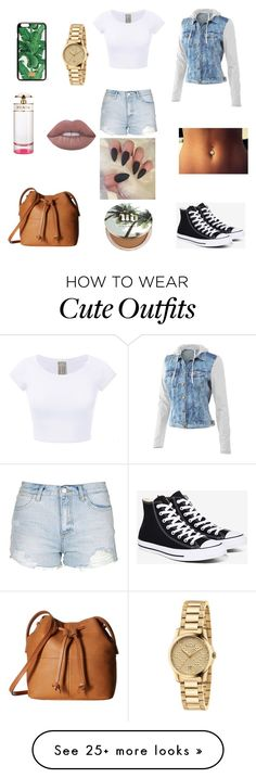 """""""Cruzin Outfit"""" by fymnixa on Polyvore featuring Topshop, Converse, ECCO, Dolce&Gabbana, Mur Mur, Gucci, Prada, Lime Crime and Urban Decay"""