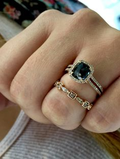 Coby Madison offers a large selection of unique designer inspired black diamond engagement rings with beautiful designs created to enhance the black diamond center. Make a bold statement with a exquisite black diamond ring as seen in new Sex In The City 2 movie. Carrie recieved a gorgeous engagement ring with black diamond for her engagement ring from Mr. Big. It was a really big black diamond ring.