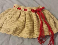 Crochet Skirt and Leg Warmer set, skirt, leg warmers, clothing set, cute skirt, crochet skirt