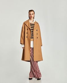 Zara winter coats to keep you toast during the cold weather