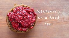 DIY: RASPBERRY CHIA SEED JAM RECIPE! The whole batch totals up to 37 g of carbohydrates. One tablespoon is about 2 g.