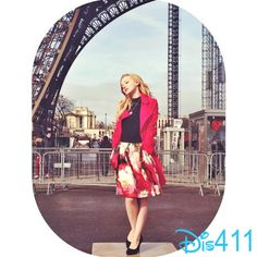 "Dove Cameron Talked With Disney Channel UK About ""Liv And Maddie"""
