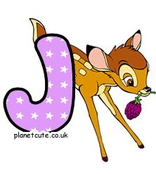 Planet Cute - Alphabet - Bambi - Image Bambi, Disney Letters, Cute Alphabet, Letters And Numbers, Disney Characters, Fictional Characters, Image, Friends, Board