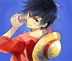 .One Piece-Luffy