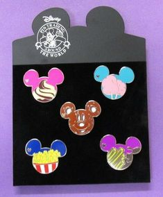 2018 Disney Ice Cream Mystery Lucky Pin Only
