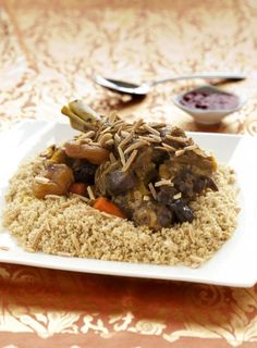 rosh hashanah couscous recipes