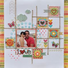 Love Memories - Scrapbook.com