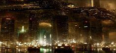 Metropolis of Tomorrow • Deus Ex: Human Revolution concept art