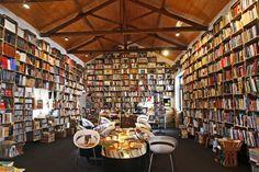 Livraria em Óbidos