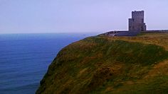 O'Brien's Tower and the Cliffs of Moher... The Best of Ireland on a Budget!