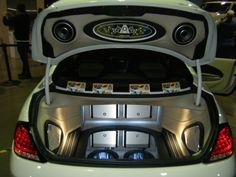 M6 with JL Audio Speakers...the best.