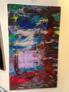 60χ100, drawing, marinaslines, canvas