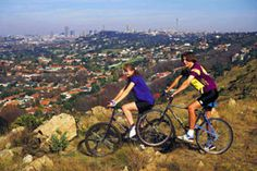 Cycling and Mountain Biking with JMBC in Groenkloof, Gauteng. The JMBC (Johannesburg Mountain Bicycle Club) is all about the fun and adventure of . Mountain Bicycle, Mountain Biking, City Pages, Worlds Largest, Grand Canyon, Cycling, Things To Do, Bike, Adventure