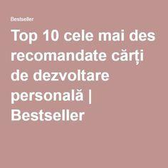 Top 10 cele mai des recomandate cărți de dezvoltare personală   Bestseller Emerson, Mai