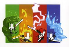 Castle crashers | Castle Crashers on PSN