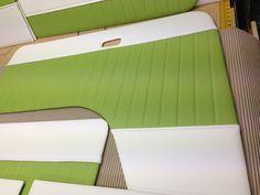 T2 bay panels | Delilah's VW Camper Furnishings