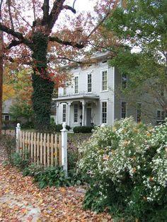 {the cottage nest}: Village life