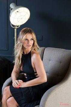 Cristina Ferreira   Moda   Look   Fashion   Look   Photoshoot   Vogue Portugal   Blonde   Denny Rose   Casiraghi