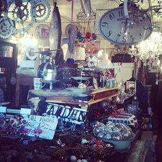 Portobello Road boutique - bought some fabulous finds here summer 2013